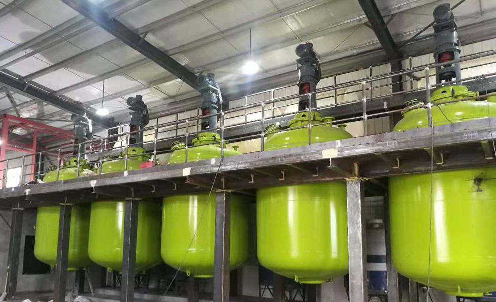 大搪化工容器设备客户现场每年定期巡检
